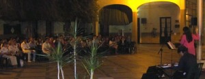Noche de los Museos en el Elmina Paz