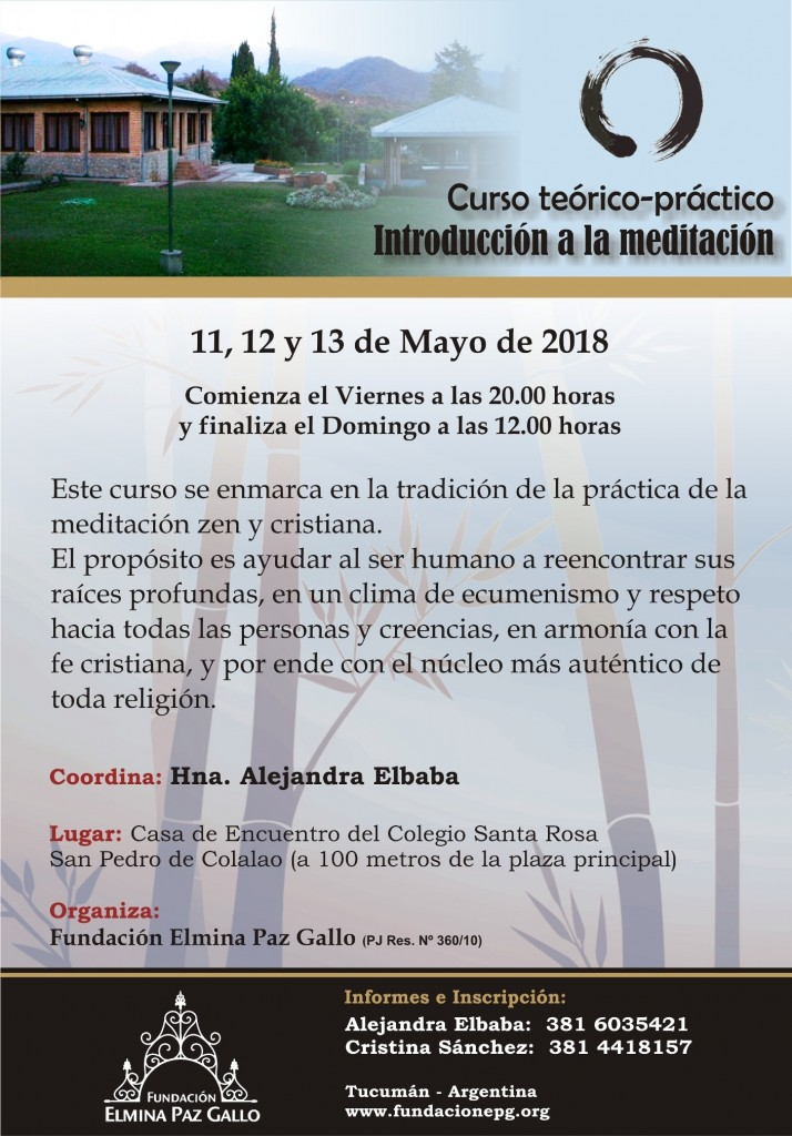 Afiche Meditación 2018 web